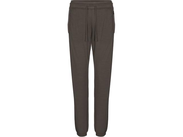 super.natural Active Pantalones Mujer, killer khaki melange